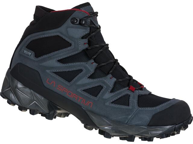 La Sportiva Saber GTX Shoes Men, carbon/chili